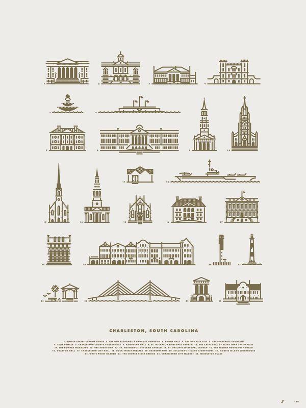 Charleston : Jay Fletcher — Designspiration