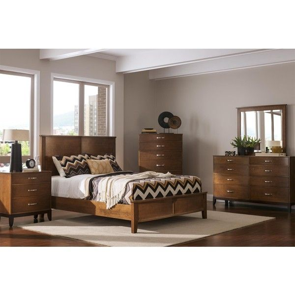 Logan View Bedroom Set by Keystone (63.000 DKK) ❤ liked on Polyvore featuring home, furniture, amish furniture, california king bed furniture, amish bedroom sets, cal king bedroom sets and california king bedroom sets
