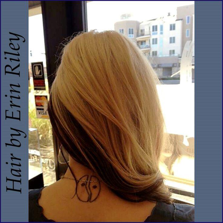 Incredible 1000 Ideas About Dark Underneath Hair On Pinterest Mid Length Short Hairstyles For Black Women Fulllsitofus