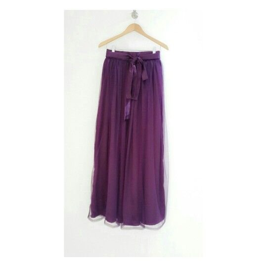 Gorgeous purple to make your gorgeous day perfect #gorgeous #identity #purple #skirt #premiumquality #hijab #hijabfashion