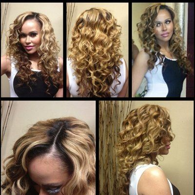 80 Best Images About Full Sew In With Closure On Pinterest Left Out Full Sew In Weave And