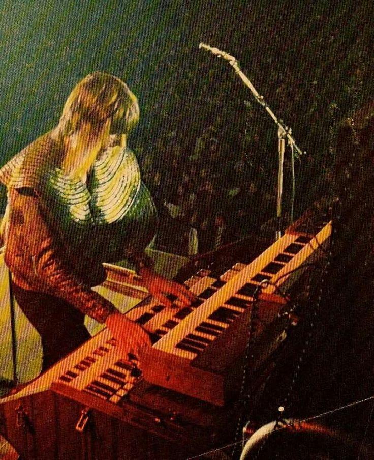 Keith Emerson (ELP)