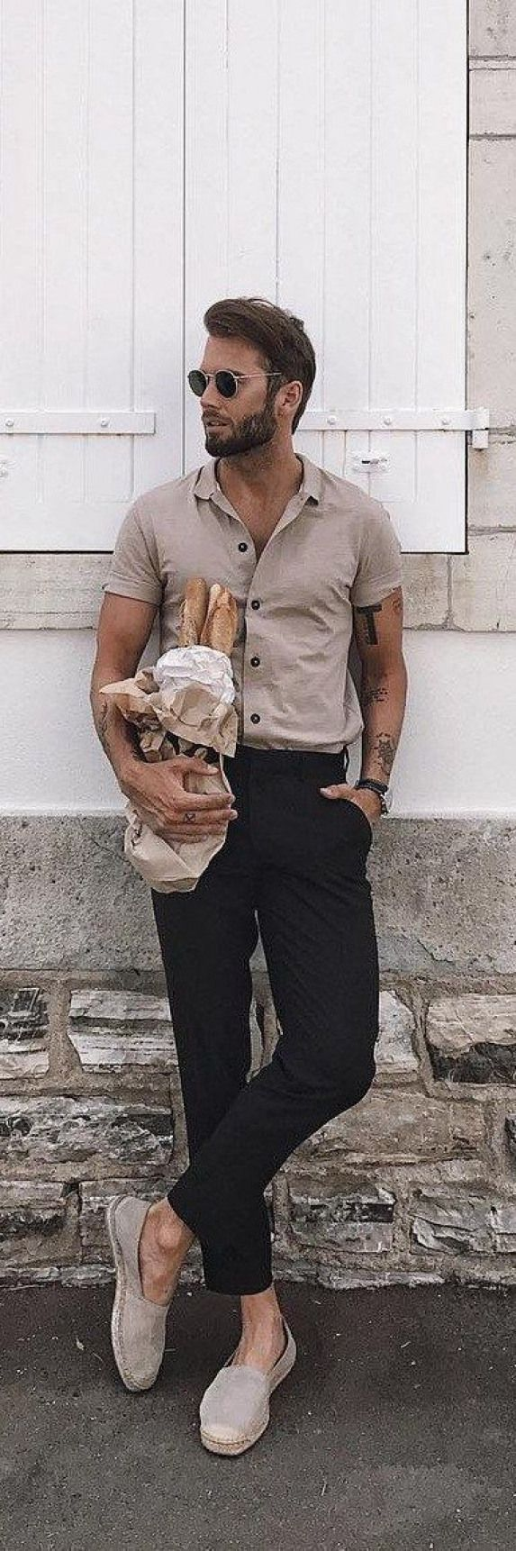 Fashionable Birthday Outfit Ideas For Men Designerclothing Designer Clothing Mens Outfits Dinner Outfits Casual Summer Outfits [ 1722 x 573 Pixel ]