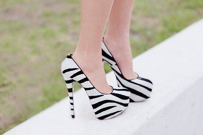 Zebra pumps