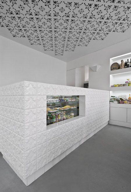 Delicatessen FugasLusas by EXTRASTUDIO Arquitectura - Dezeen
