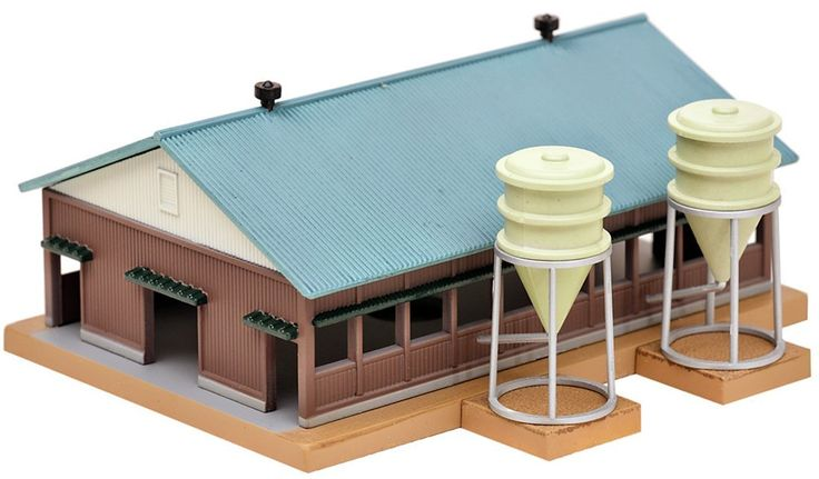 Amazon | トミーテック 建物コレクション 建コレ 099-2 牧場B2 | プラモデル 通販