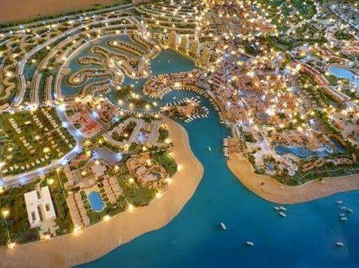 Port Ghalib - Red Sea <3 <3