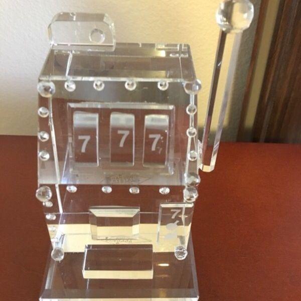 slot machine glass for sale