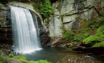 North Carolina Guide.....  Transylvania County, Land of Waterfalls