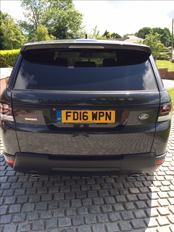 The Range Rover Sport HEV Autobiography #carleasing deal | One of the many cars and vans available to lease from www.carlease.uk.com
