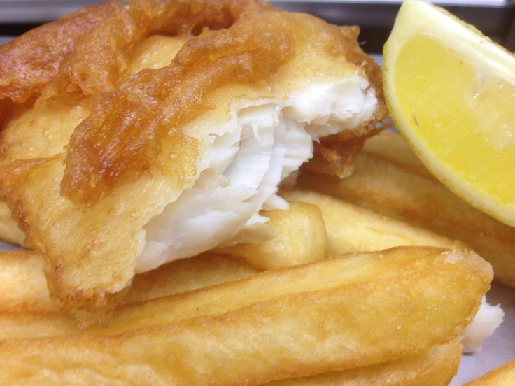 Quality ingredients to serve quality Fish & Chips! Only at Oppies Fish & Chips Rotorua - www.oppies.co.nz