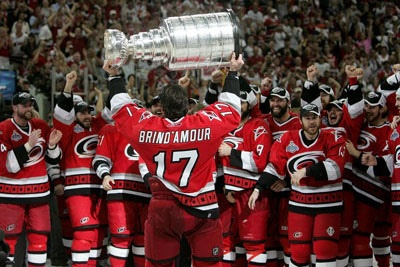 Carolina Hurricanes 2006 Stanley Cup Champs