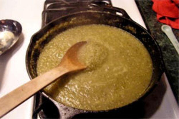 Dinner Tonight: Stacked Green Enchiladas Recipe