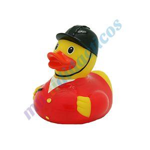 Colección #Patos de #goma #Multididacitos | Pato de goma #jinete. #PatosdeGoma #juguetes