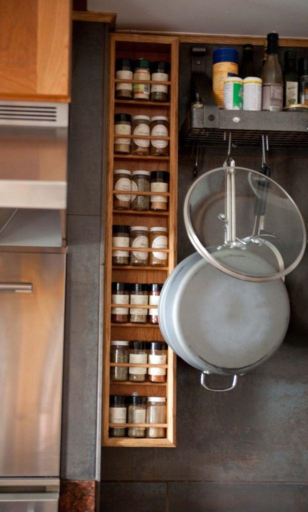 34 insanely smart diy kitchen storage ideas - Kitchen Storage Ideas Diy