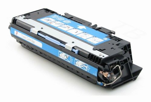 Compatible Cyan Laser Toner Cartridge for HP Q2681A (311A) - 6,000 Page Yield