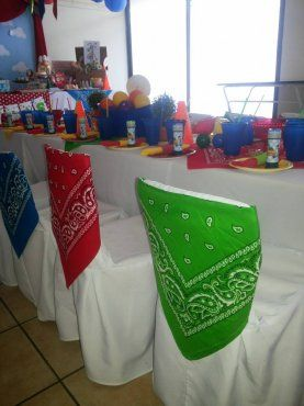 Fantástica fiesta de cumpleaños Toy Story | Blog de BabyCenter