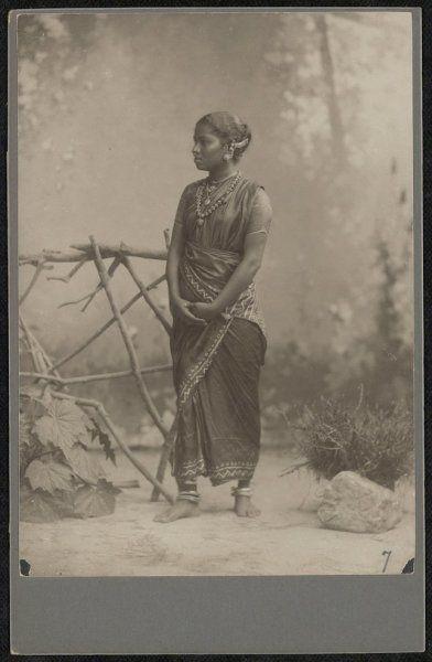 Indiase uit de Britse kroonkolonie Straits Settlements, Medan, Sumatra, Indonesië (1898-1915)