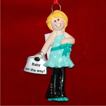 25 best Pregnant and Expecting Ornaments images on Pinterest