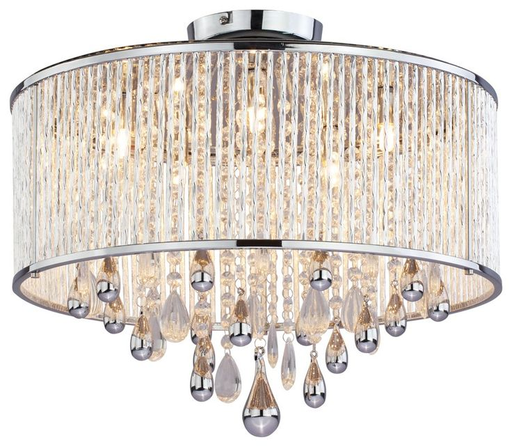 52 best lighting flush mount images on pinterest ceiling view the dvi lighting dvp11012 chimera 5 light semi flush ceiling fixture at lightingdirect aloadofball Choice Image