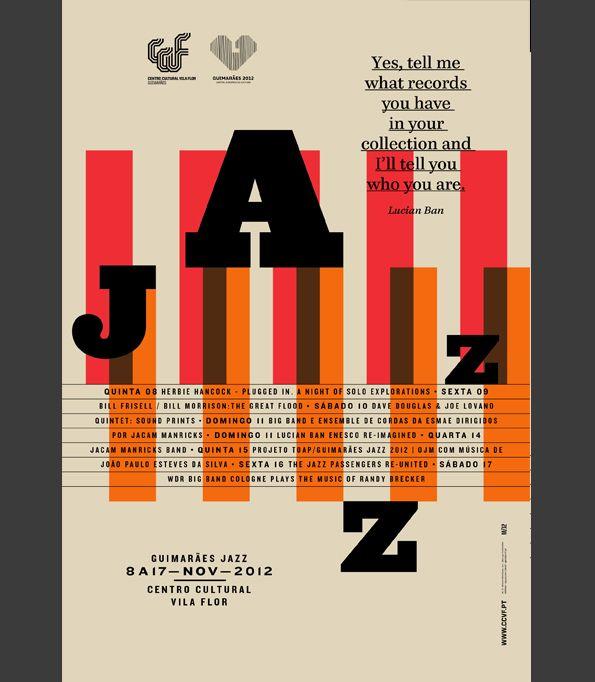 29a8c7fbc08f999f7ed5f7ae5512f0c1 in 2020 | Graphic design, Jazz poster, Graphic design posters