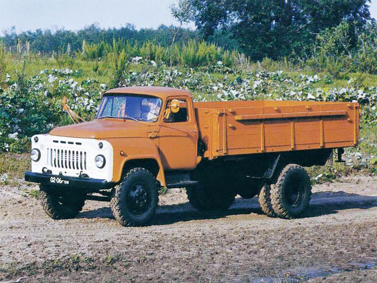 ГАЗ 53А 1965–1983