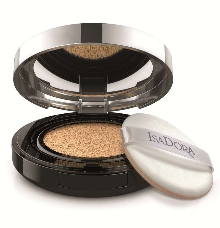 Cosmetics brand IsaDora launches Nude Cushion Foundation