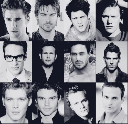 The men of Vampire DiariesThe Vampires Diaries, Boys Of Vampires Diaries, Watches Vampires, Vampires Diaries 3, But, Vampires Diaries Tees He, Vampire Diaries, Jomo Originals Vampirediaries, Beautiful People
