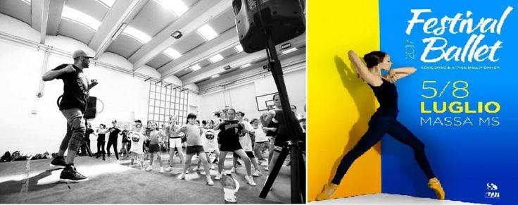 Massa (Massa Carrara) - Danza: Festival Ballet, stage, concorsi e spettacoli a Massa con star internazional