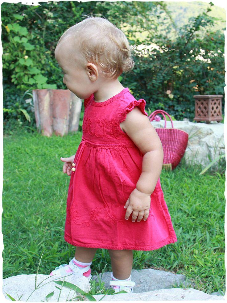 abito estivo bimba Diana #abito leggero per #estate in puro #cotone per #bambina www.lamamita.it/store/abbigliamento-estivo/1/vestiti-gonne-bimba/abito-estivo-bimba-diana#sthash.oZhs6FDj.dpuf