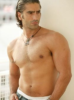 Alejandro Fernandez!! He's from Mexico & he sings Ranchero music! I actually met him when he was still a little boy & he asked me for a kiss on the lips! Hahaha! ;)