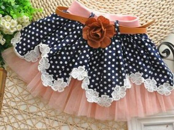 Convert a Tutu into A Cowgirl's Cute Skirt!