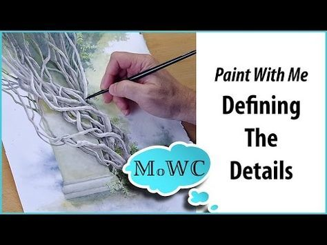 How to Use Masking Fluid and Liquid Frisket for Watercolor Painting - YouTube