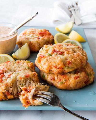 24 0.5-oz. Lobster Cakes