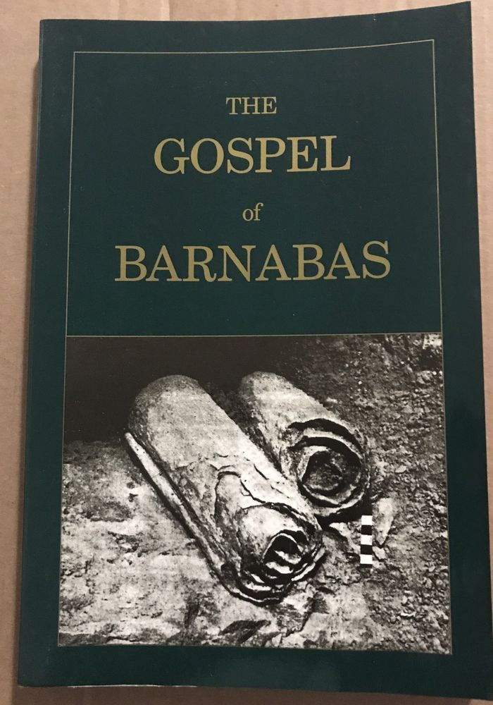 The Gospel Of Barnabas M.A. Yusseff 1993 Second Edition  | eBay