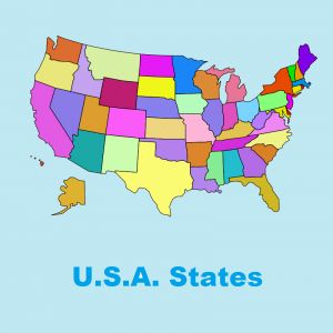 Best CC Geography Images On Pinterest Geography Cycling And - Us puzzle map owl mouse