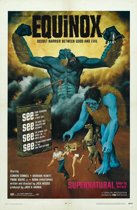 17 best images about horror movie posters on pinterest classic horror movies movies and film - Equinoxe film x ...