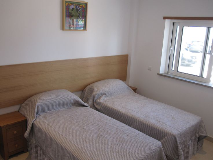 Polvo Apartment front bedroom