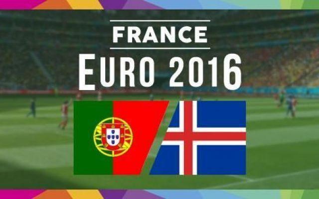 Euro 2016: Portogallo-Islanda link diretta video gratis ore 21.00 Portogallo (4-3-3):  Patricio- Eliseu, Pepe, Carvalho,  Fonte- Gomes, Moutinho, Sanches-  Ronaldo, Quaresma, Nani.Islanda  (4-4-2): Halldórsson-  Sævarsson, Sigurdsson, Árnason, Skúlason-  Bjarnason, #euro2016
