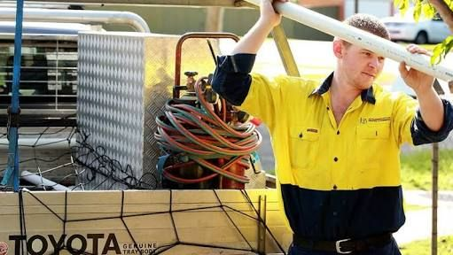 It is estimated that 200 melanoma cases and 34,000 non-melanoma cases of skin cancer per year are caused by occupational exposures in Australia. Studies have shown that outdoor workers have double the chance of skin cancer compared to indoor workers. Because of these numbers, there is a variety of UV protective gear Australians use daily for work. If looking for UV protective clothing try find writing on the tag that says UPF50+.
