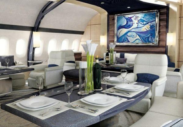 Les 16 meilleures images du tableau l 39 int rieur dans un - Jet prive de luxe interieur ...