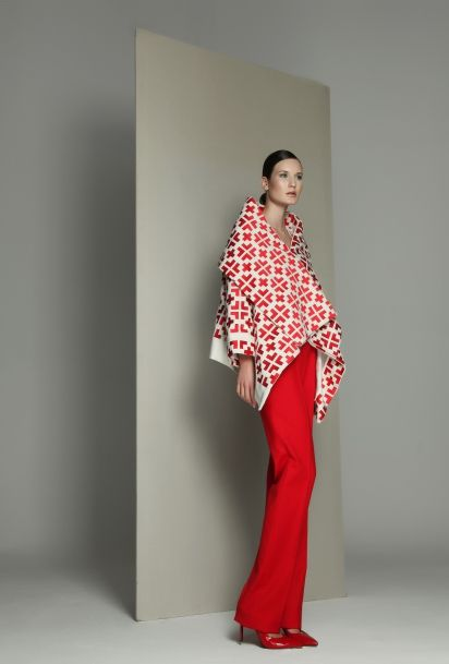 Coat W005 | Kamila Gawronska-Kasperska - Online Shop