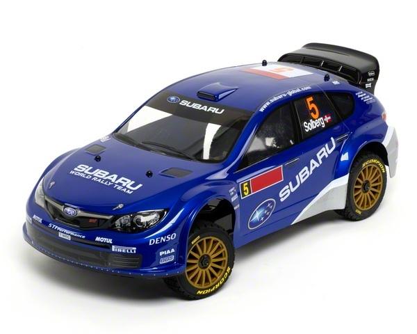 Get ready for rally! Kyosho DRX VE Subaru Impreza 1/10 ReadySet Electric Rally Car w/Syncro 2.4GHz Transmitter