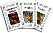 TONS of free printable church games...not sure these are all printable, but could be a good resource.