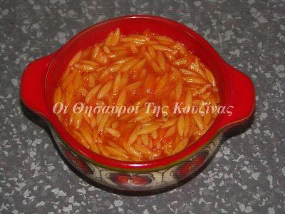 Οι Θησαυροί Της Κουζίνας: Κριθαράκι κοκκινιστό με καρότο