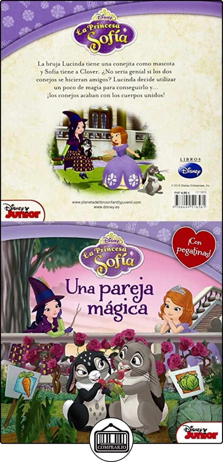 La Princesa Sofía. Una Pareja Mágica (La Princesa Sofia) Disney ✿ Libros infantiles y juveniles - (De 0 a 3 años) ✿