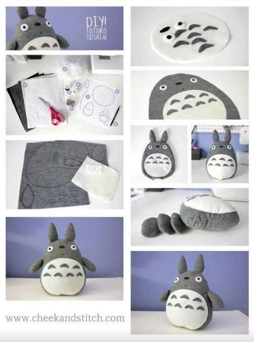 Pelúcia Totoro
