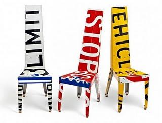 Best ROADSIGN Stuff Images On Pinterest Traffic Sign Street - Road sign furniture