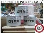 The Purple Painted Lady.. Annie Sloan chalk paint