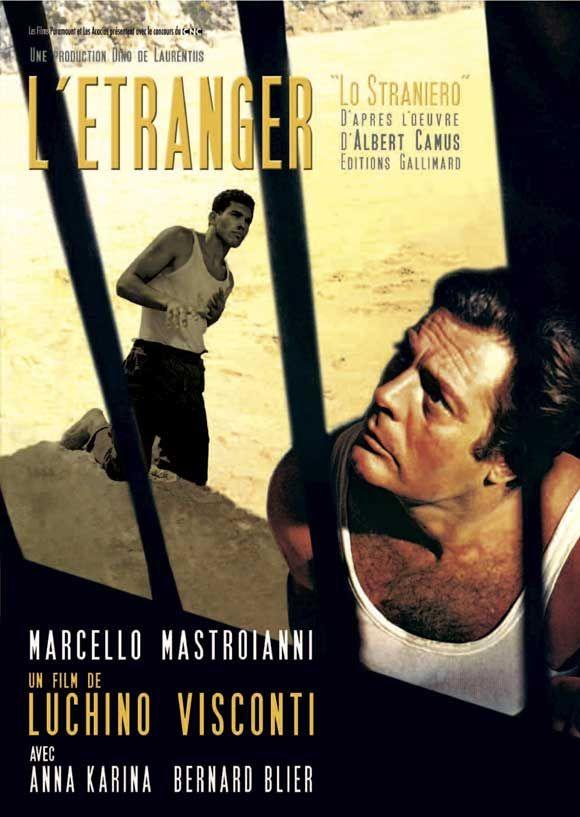 The Stranger (Camus) Dir. by Luchino Visconti